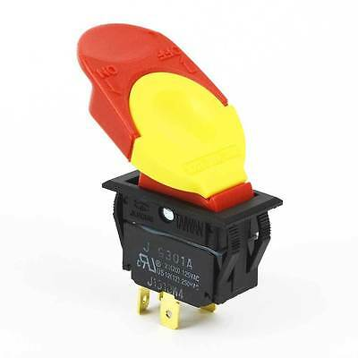 Big Horn 18804 Toggle Switch with Large Paddle