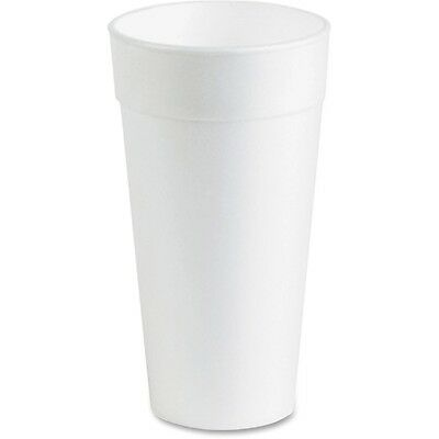 Genuine Joe Styrofoam Cup 20 oz 500 Carton Styrofoam White No 25250 gjo25250