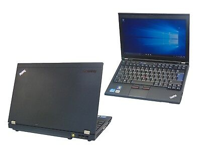 FAST Lenovo Thinkpad X220 Laptop Core i5 Core i7 Warranty Windows 7 Notebook