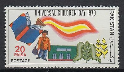 Pakistan 1973 ** Mi.355 Kindertag Children Day [st0356]
