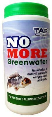 TAP No More Greenwater 1Kg Treats 11250 Litres - Green Pond Water Treatment