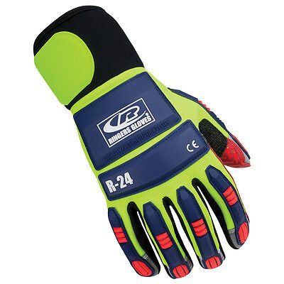 RINGERS GLOVES R-24 Heavy Duty HYDROGRIP Work Gloves Size L XL XXL NEW WITH TAG
