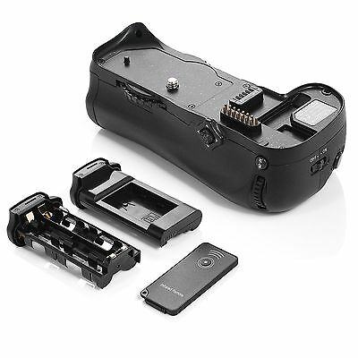 MB-D10 Battery Grip For Nikon D300 D300s D900 D700 SLR Camera + Infrared Romote