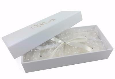 Wedding Garter In Gift Box By Always and Forever WG706