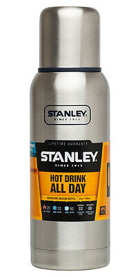 Top Quality Flask - Stanley Adventure 750ml Vacuum Bottle - Stainless Steel