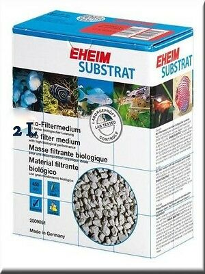 EHEIM SUBSTRAT  bio-filter with large colonisation area for bacteria 2509101 2L