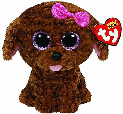 Maddie The Dog  Ty Beanie Boos New Release  Brand New