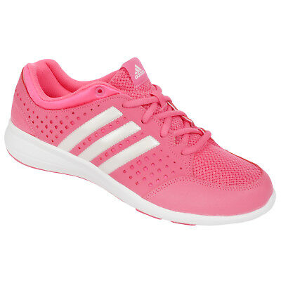 adidas Performance Womens Arianna III Running Sports Gym Trainers Shoes - Pink