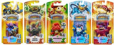 Skylanders Giants Lightcore light up TrapTeam Superchargers imaginators