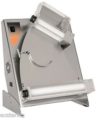 "Italinox Prisma DSA420 Dough Roller. For Up to 16"" / 40cm Pizza Dough. VGD008"