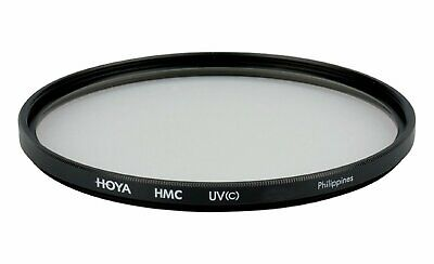 Hoya 82mm HMC (c) Multi-Coated UV Digital SLR HDSLR Slim Frame Filter A-82UVC