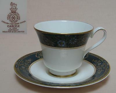 """Royal Doulton """"Carlyle"""" CUP & SAUCER"""