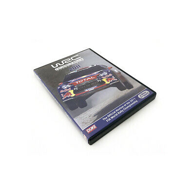 World Rally Championship 2011 Review DVD