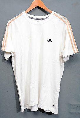 Adidas Maglia T-Shirt 80's Casual Vintage Tg M  A996
