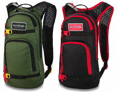 Dakine Bike Backpack - Session 8L - Hydration Reservoir, Mountain Bike, Cycle