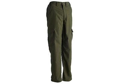 Trakker NEW Carp Fishing Ripstop Green Lightweight Combat Trousers *All Sizes*