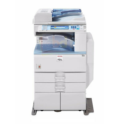 Ricoh Aficio MP 2550 A3 Black and White Laser Multifunction Printer 25ppm 3350