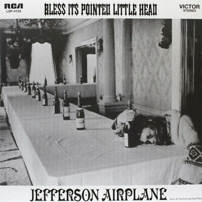 PP | Jefferson Airplane - Bless It's Pointed Little Head 180g LP NEU