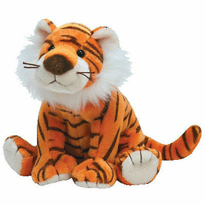 Ty Beanie Babies 2.0 Oasis the tiger  MWMT unused codes