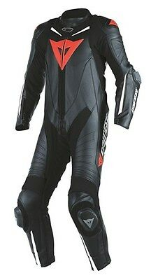 Dainese Laguna Seca Evo D1 Motorcycle One Piece Racing Suit Black Save £200