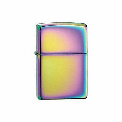 Official Classic Spectrum Colour Zippo Pocket Lighter - Boxed