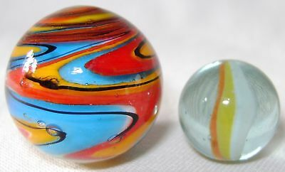 NEW SINGLE HANDMADE FIGARO MARBLE TRADITIONAL GAME or COLLECTORS ITEM HOM