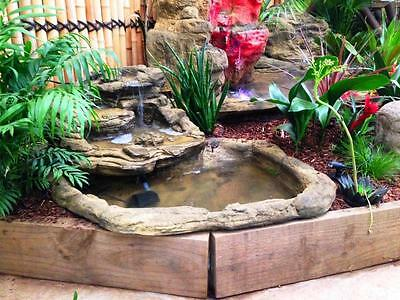 Universal Rocks Water Feature Pond Fountain Srw-018 Srp-014