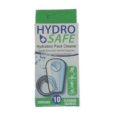 Hydro Safe Hydration Bladder Cleaner Removes Germs, Foul Tastes And Odors
