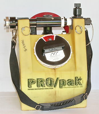 TFT PROpak Portable Fire Fighting Foam Injection System