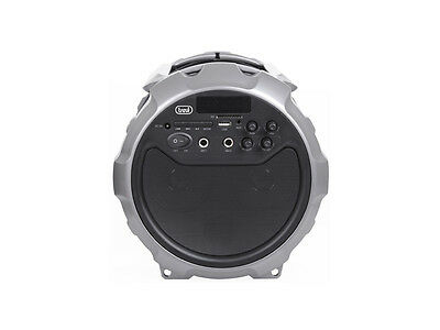 Trevi High Power Multi Function MP3  Karaoke Speaker System with Bluetooth