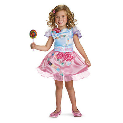 Candyland Classic Girl Toddler / Child Costume | Disguise 16804