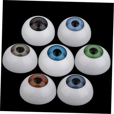 Reborn Supplies Doll Baby EYES 25mm Newborn Different Colors GH