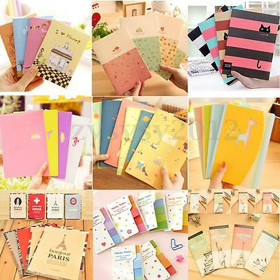 Vantage Diary Notebook Writing Paper Journal Travel Pocket Book Planner Note Pad