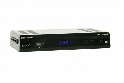 Fransat HD Servimat Sirius HD Decoder Only Upgrade* ( NO CARD ) Watch French ...