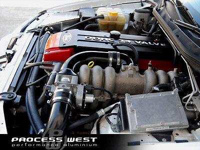 Process West Ford Ba / Bf Xr6T Throttle Body Relocation Kit