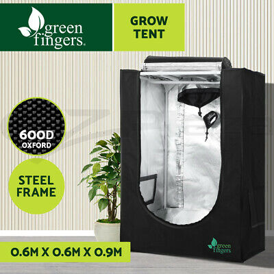 Greenfingers 90 x 90 x 180cm Hydroponics Grow Tent Kit Indoor Grow System