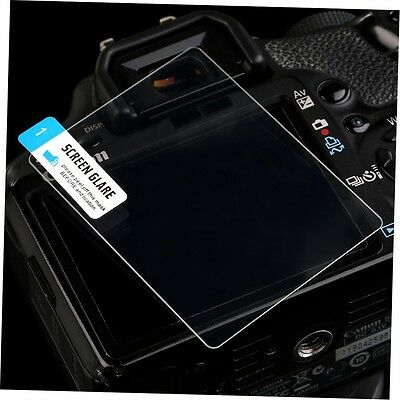 Tempered Glass Camera LCD Screen Protector Cover for Nikon D7200 New GH