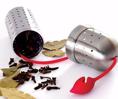 Norpro 5608 Stainless Steel Extendable Tea Herb Spice Infuser