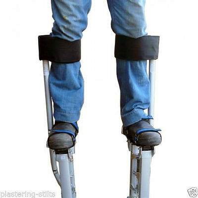 NEWEST Design Comfort Strap Drywall Stilts Leg Band Kit (COM-STRAP)