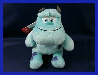 SULLEY TOMY MONSTERS UNIVERSITY INC.Beans Collection soft doll DISNEY