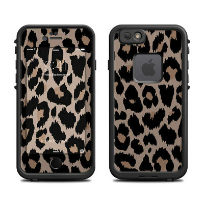 Skin for LifeProof FRE iPhone 6/6S - Untamed - Leopard Print - Sticker Decal