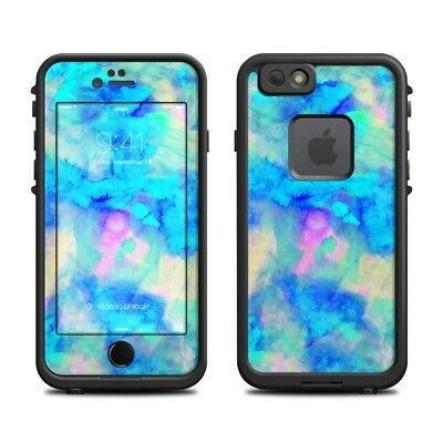 Skin for LifeProof FRE iPhone 6/6S - Electrify Ice Blue - Sticker Decal