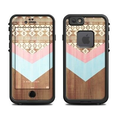 Skin for LifeProof FRE iPhone 6/6S - Native Wood - Sticker Decal
