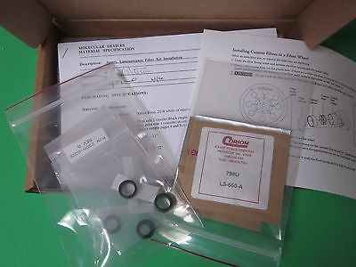 Molecular Devices Luminescence Filter Kit for a Filter Wheel w/ 2 Corion Filters