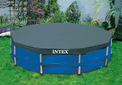 Intex 15' Pool Cover Frame Swimming Pool Above Ground Cover