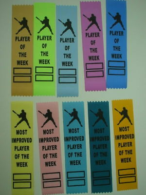 Baseball/softball  Award Ribbons,funday, Participation