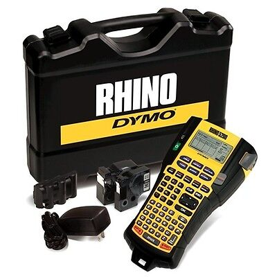 Rhino 5200HCK 5200 Industrial Label Maker Kit