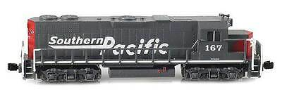 AZL Z Scale Locomotive Southern Pacific GP38-2 Road Number 164