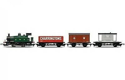 Hornby Railroad Oo R2670 Steam Train And Wagon Pack Set Hrr2670