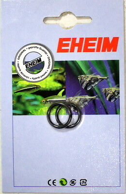 Eheim  Replacement O Ring. 2211, 2213, 2215, 2217. Pack Of 2 - 7250600